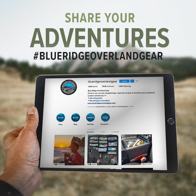 Share Your Adventure! Tag Us On Instagram