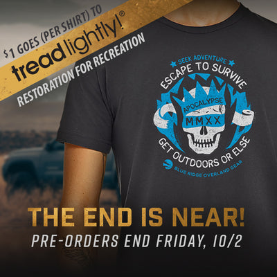 T-shirt Pre-Orders End Friday (10/2 midday)!