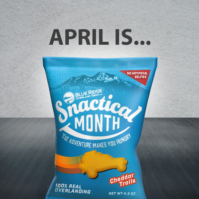 Snactical Month Launches Thursday!
