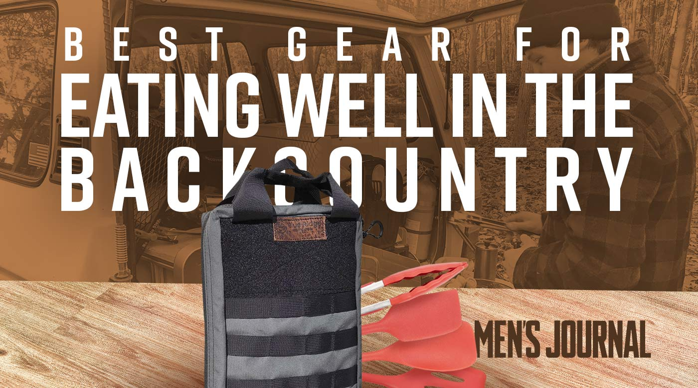 Best Gear For Eating Well in the Backcountry