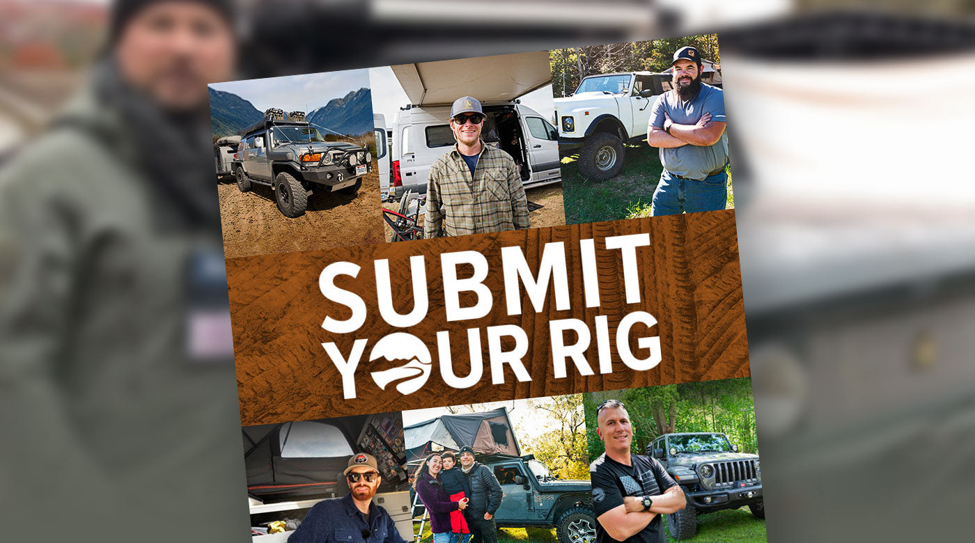 Submit Your Overlanding Rig