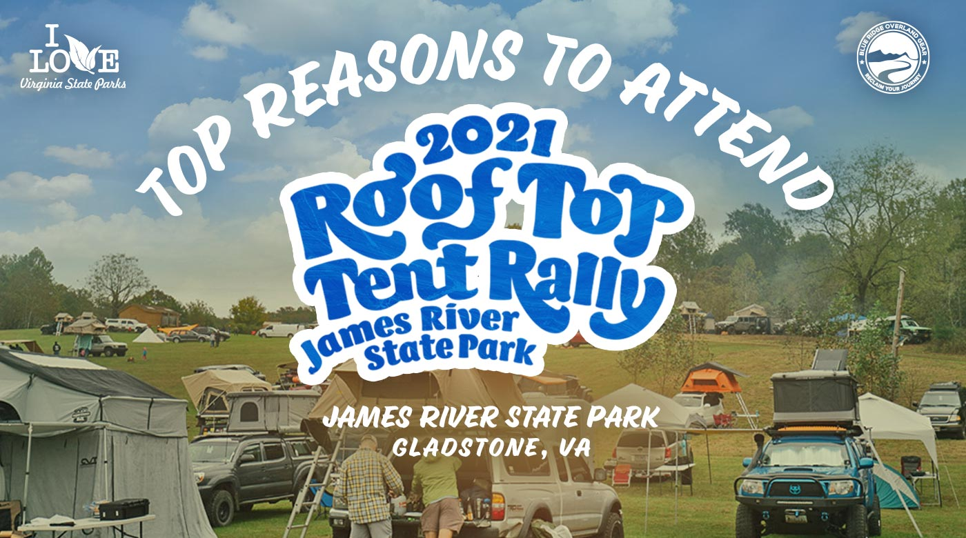 5th annual Roof Top Tent Rally