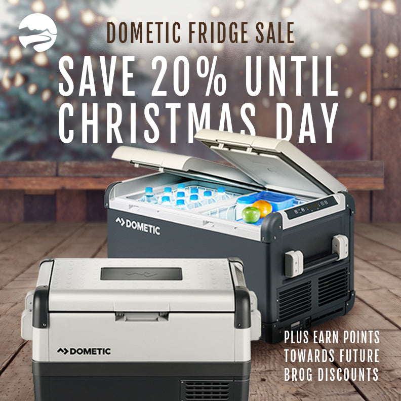 Dometic Fridge Sale until Christmas!