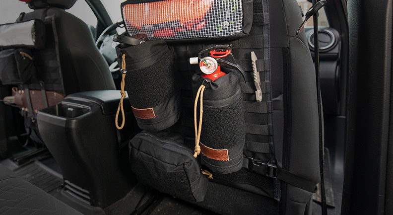 MOLLE Fire Extinguisher Pouches