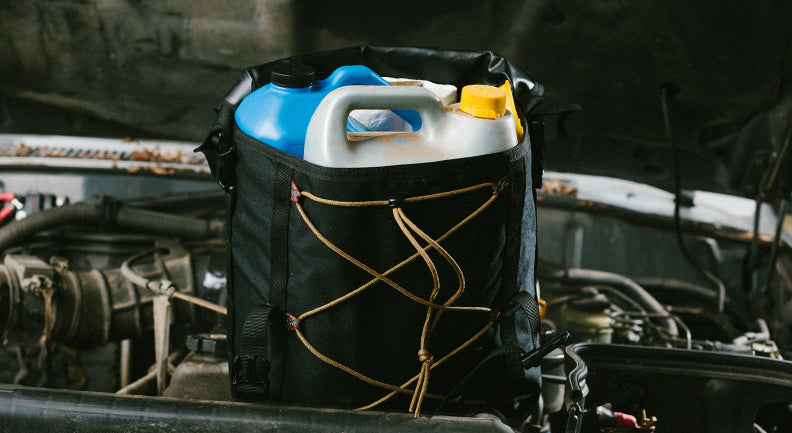 Overland Oil Bag - made in the USA