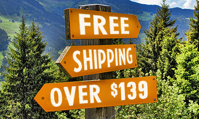 Free Shipping Over $139 (USA)