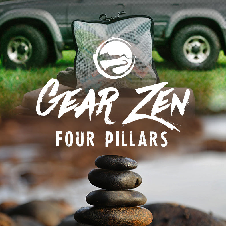 Four Pillars of Gear Zen