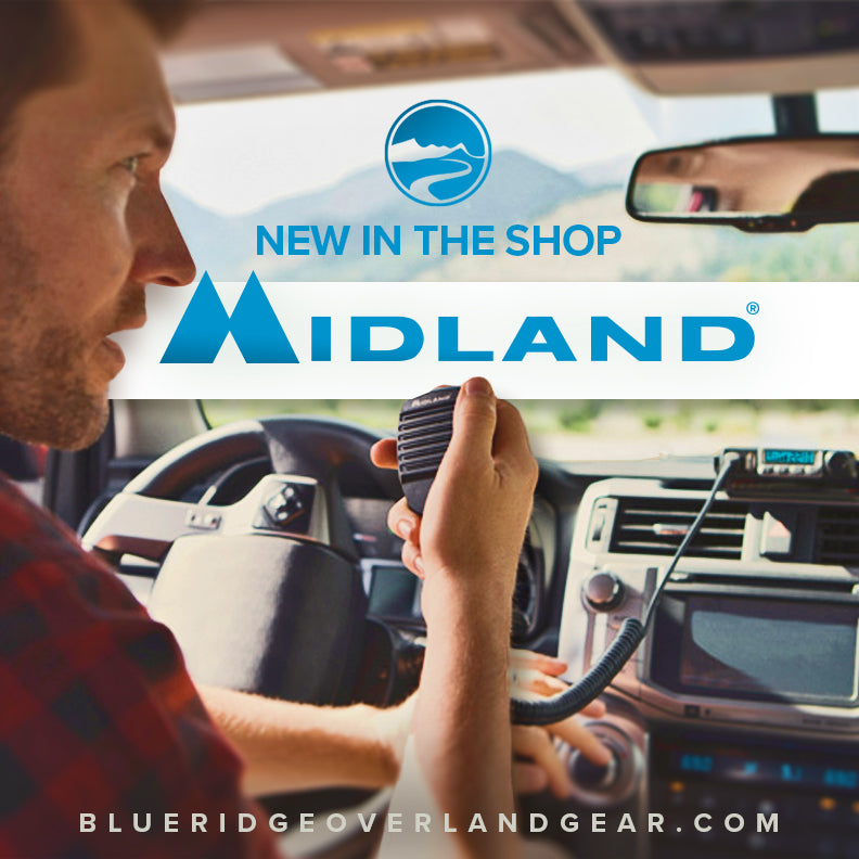 New in the shop: Midland Two-Way Radios