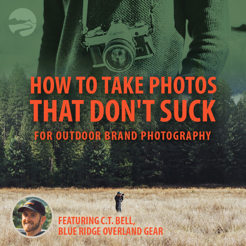 How to Take Photos That Don't Suck