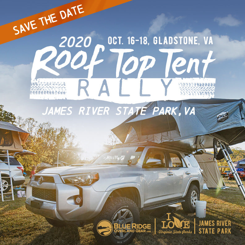 Roof Top Tent Rally 2020