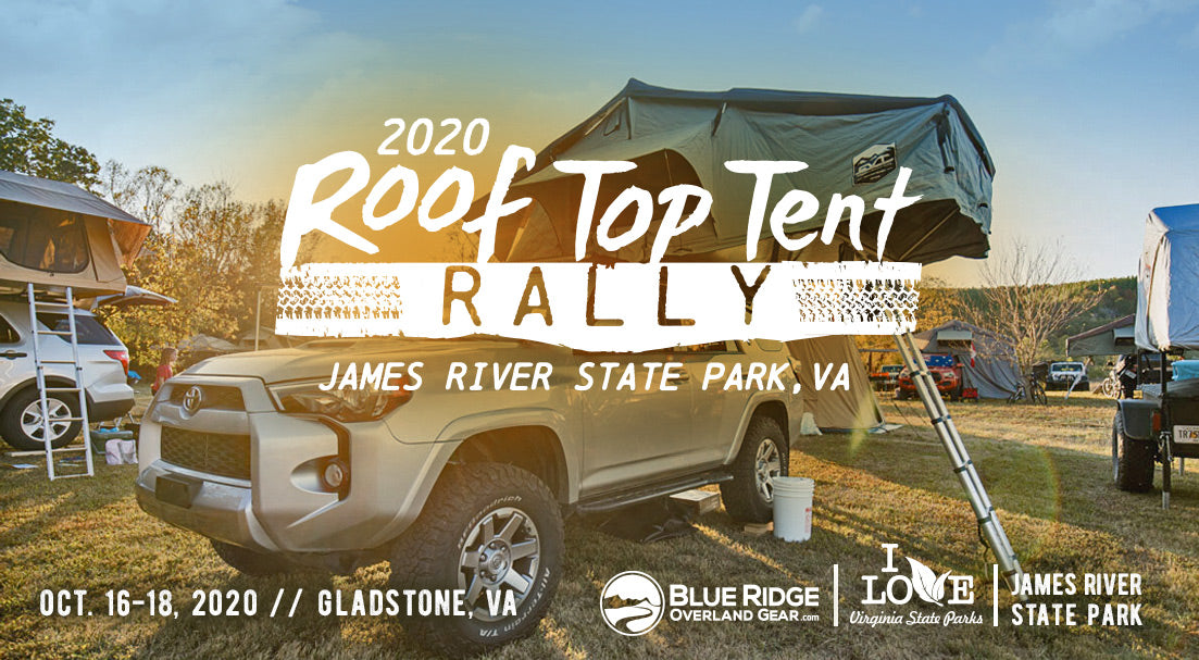 Roof Top Tent Rally