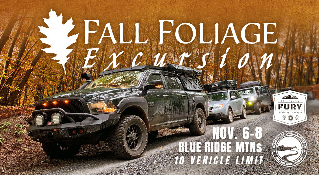 Fall Foliage Excursion 2020