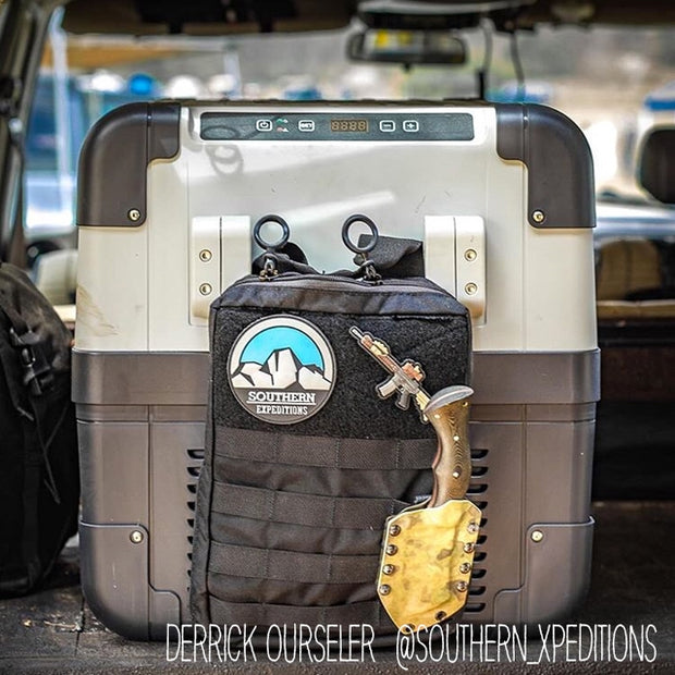 Cooking Kit Bag  - Blue Ridge Overland Gear