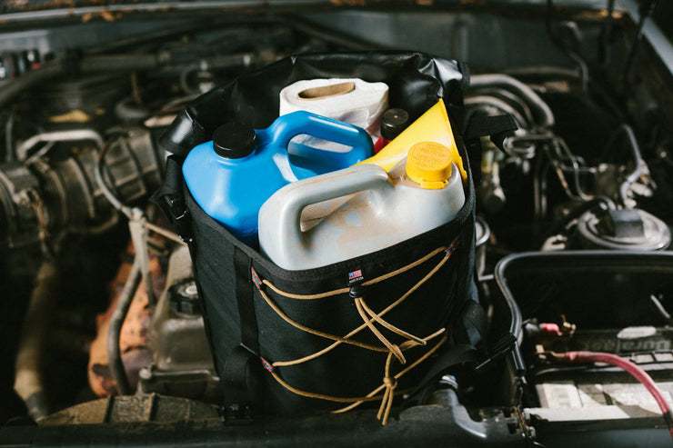 Overland Oil Bag  - Blue Ridge Overland Gear