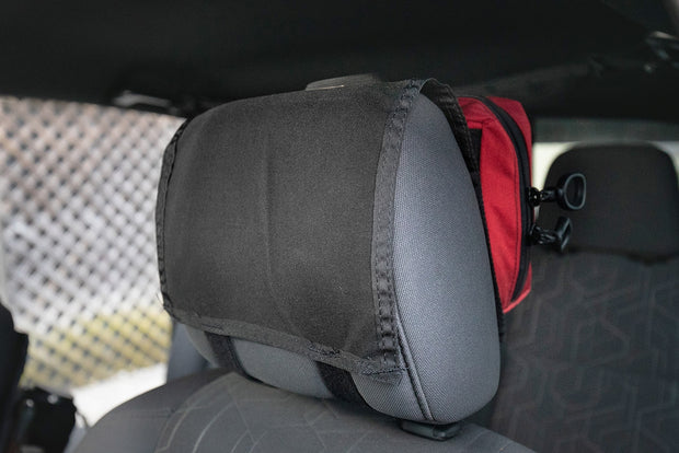 Headrest IFAK Kit  - Blue Ridge Overland Gear