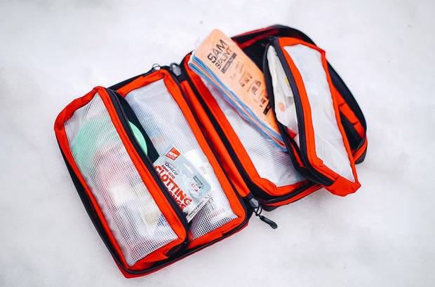 First Aid IFAK Bag - Medium  - Blue Ridge Overland Gear