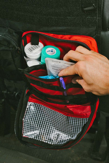 First Aid IFAK Velcro Pouch - Small