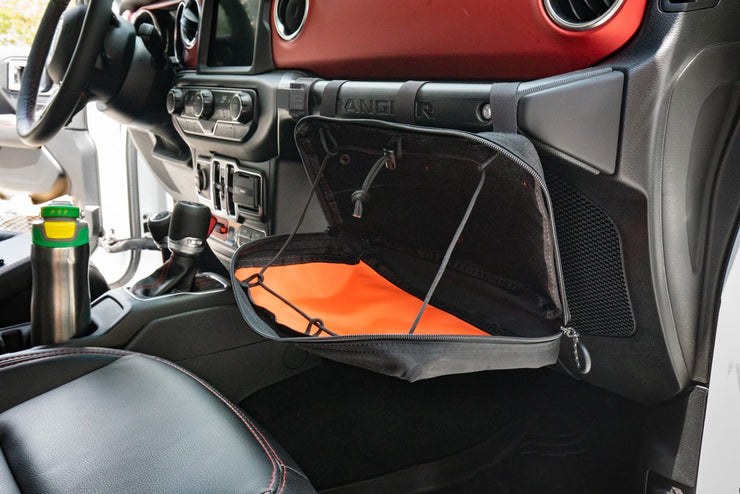 Jeep Grab Handle Pouch