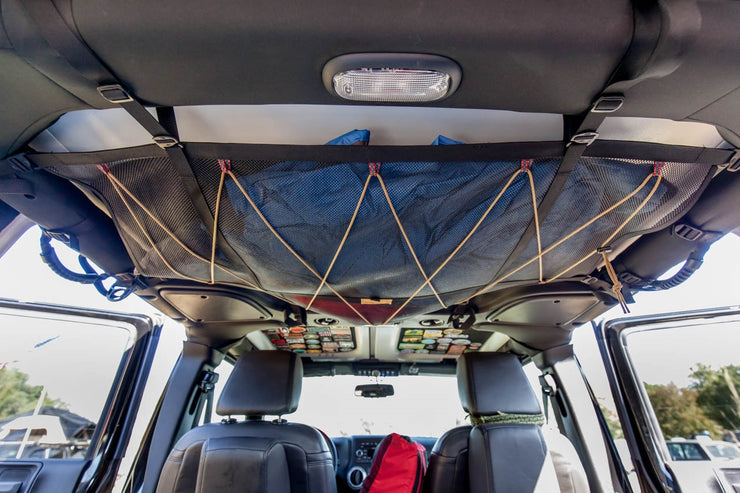 Jeep JKU Attic  - Blue Ridge Overland Gear