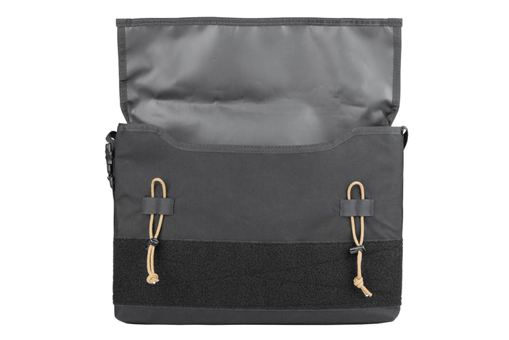 Flat Top - Messenger / Trip Planning Bag