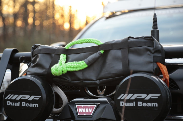 Recovery Tow Strap Bag  - Blue Ridge Overland Gear