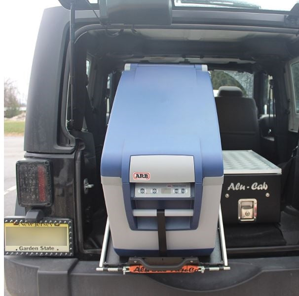 Alu-Cab Tilting Fridge Slide | Large Fridges  - Blue Ridge Overland Gear