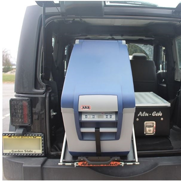 Alu-Cab Tilting Fridge Slide | XL-Large Fridges  - Blue Ridge Overland Gear