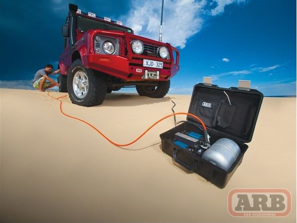 ARB Twin High Performance 12V Portable Air Compressor  - Blue Ridge Overland Gear