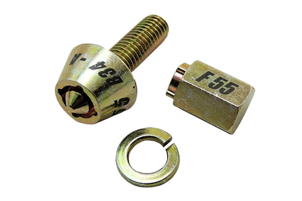Winch Lock Bolt & Key Assembly 3/8-16 | Factor 55  - Blue Ridge Overland Gear