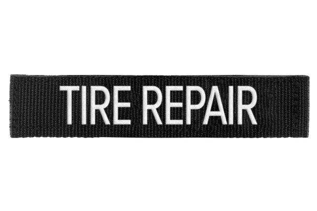 ID Panel | TIRE REPAIR  - Blue Ridge Overland Gear