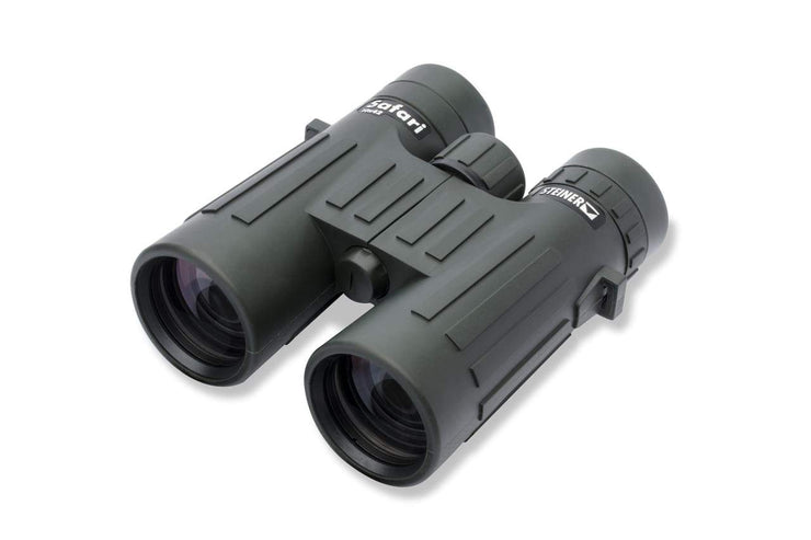 Steiner Safari 10x42 Binocular Side View Blue Ridge Overland Gear