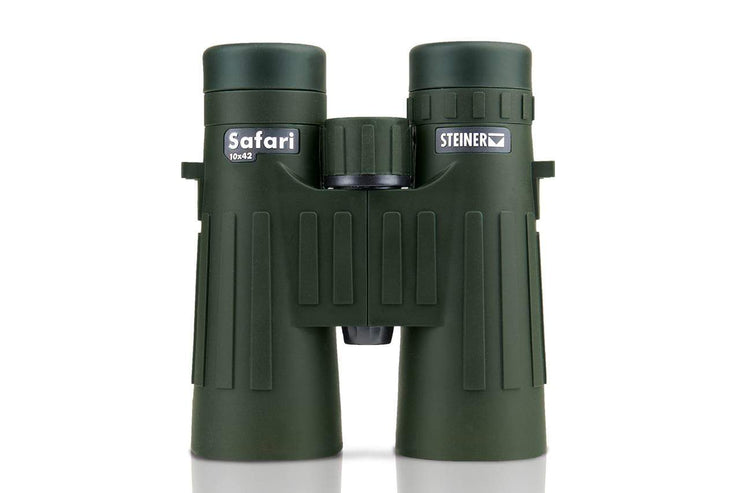 Steiner Safari 10x42 Binocular Top View Blue Ridge Overland Gear