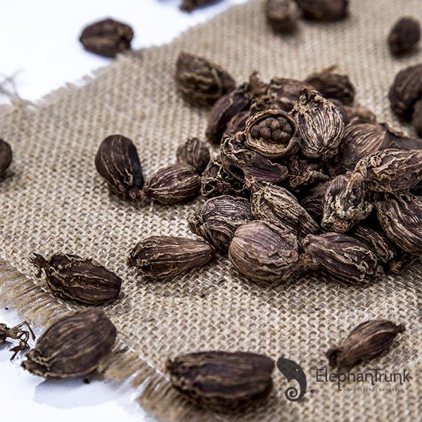 Hand Picked Natural Black Cardamom