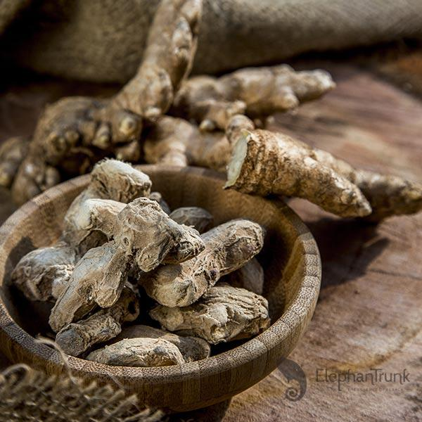 Dried Ginger (Adrak)