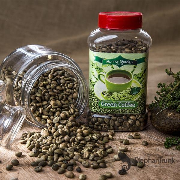 All natural Green Coffee