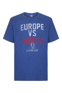 MENS EUROPE VS WORLD T-SHIRT 2018