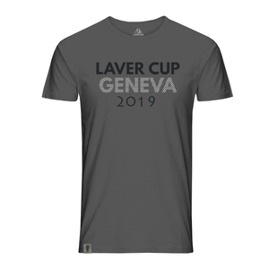 MENS BLOCK TEXT GENEVA TEE