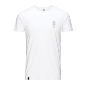 MENS WHITE TROPHY TEE