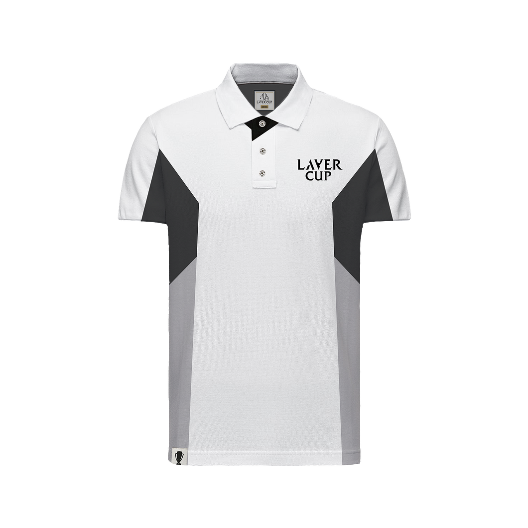 MENS POLY POLO