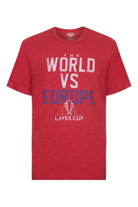 MENS WORLD VS EUROPE T-SHIRT 2018