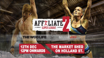 PH8 to hydrate South Australia's largest CrossFit competition