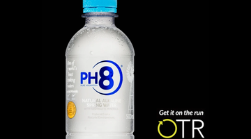 Hydrate On The Run with PH8