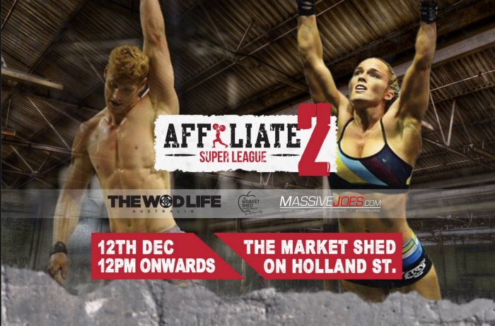 PH8 Water will support Affiliate Super League CrossFit event in Adelaide