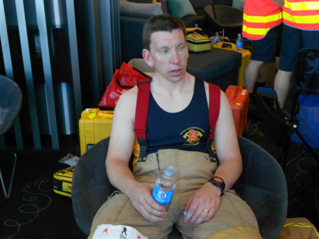 PH8 Water Melbourne Firefighters Stair Climb