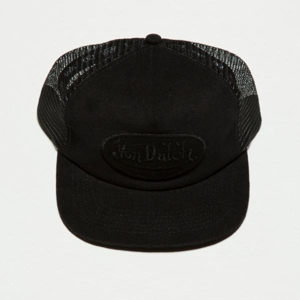 Black Original Vintage Trucker Hat 4022
