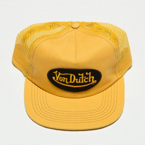 Gold Original Vintage Trucker Hat 4020