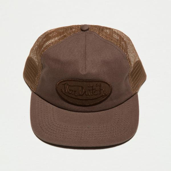 Brown Original Vintage Trucker Hat 4018