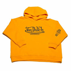 Gold VD Pullover Hoodie 200
