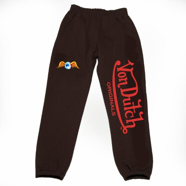 Espresso VD Flying Eyeball Joggers 200