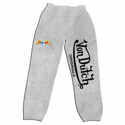 Heather Grey VD Flying Eyeball Joggers 200